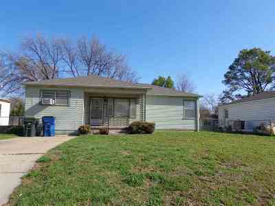 Duncan Single Family Home For Sale: 1815 Parkview