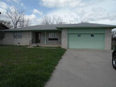 Duncan Single Family Home For Sale: 1707 W Spruce