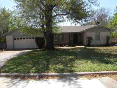 Duncan Single Family Home For Sale: 2206 Redbud Ave
