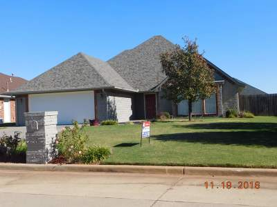 Duncan Single Family Home For Sale: 1102 Drexal