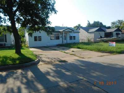 Duncan Single Family Home Under Contract: 108 N B