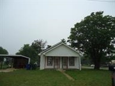 Marlow Single Family Home For Sale: 213 N 8th