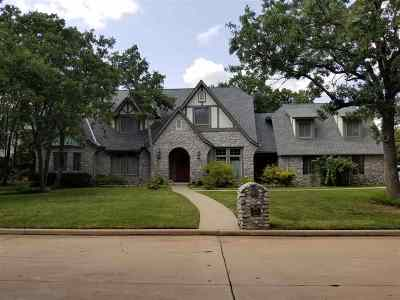 Duncan Single Family Home For Sale: 2805 Wild Oaks