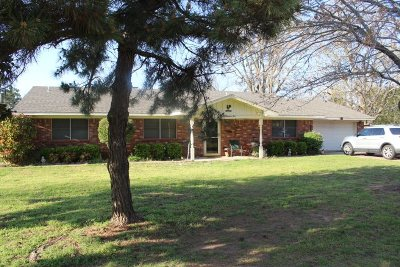 Marlow Single Family Home For Sale: 701 W McNeese St.