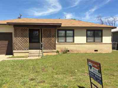Duncan Single Family Home For Sale: 2105 W Birch Ave