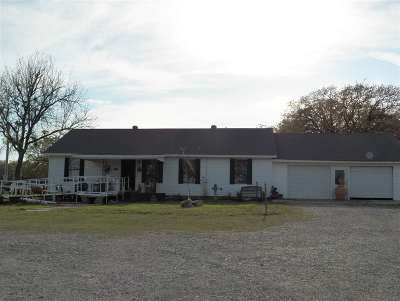 Comanche Single Family Home Under Contract: 179317 N 2810 Rd