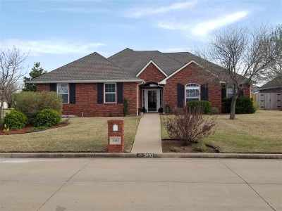 Duncan Single Family Home For Sale: 2402 Mallard