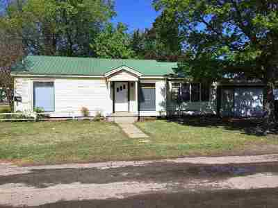 Duncan Single Family Home Under Contract: 201 N 20th