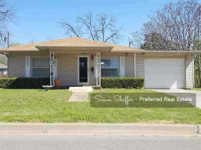 Single Family Home Under Contract: 1809 W Main