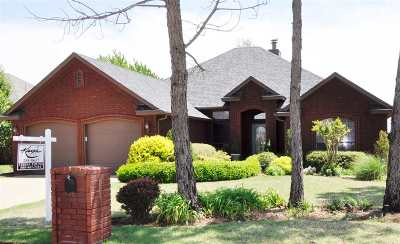 Duncan Single Family Home For Sale: 1014 Drexal