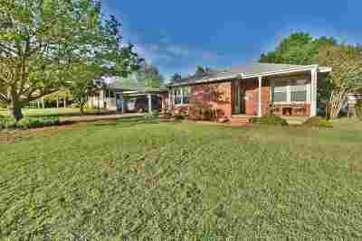 Duncan Single Family Home For Sale: 1406 Grand