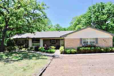 Duncan Single Family Home For Sale: 500 Cox
