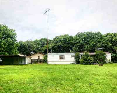 Hastings OK Single Family Home For Sale: $51,500