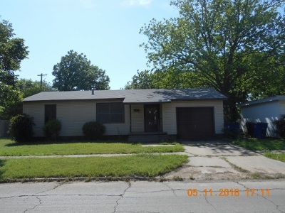 Duncan Single Family Home For Sale: 607 S 9th St