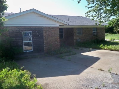 Marlow, Rush Springs Single Family Home For Sale: 302 S 1st