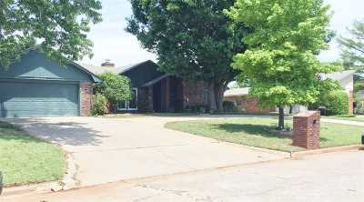 Duncan OK Single Family Home For Sale: $159,900