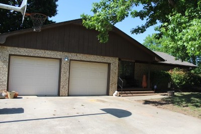 Marlow OK Single Family Home For Sale: $85,000