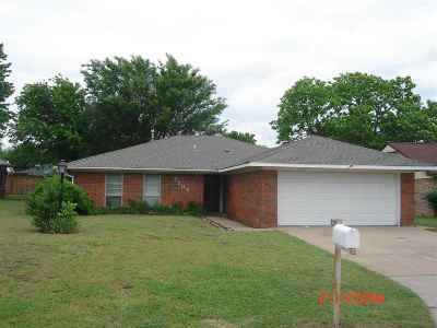 Single Family Home For Sale: 3209 Clayton