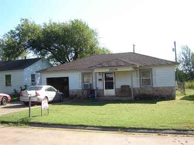 Duncan Single Family Home Under Contract: 1320 N 7th St