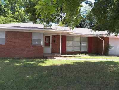 Duncan Single Family Home For Sale: 1804 W Parkview Ave
