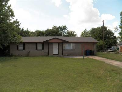 Duncan OK Single Family Home For Sale: $42,500