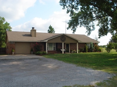 Marlow OK Single Family Home For Sale: $164,500