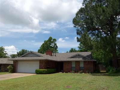Duncan OK Single Family Home For Sale: $128,000