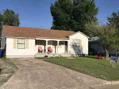Duncan OK Single Family Home For Sale: $65,000