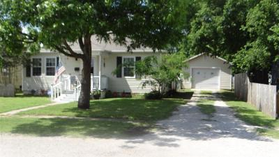 Comanche Single Family Home For Sale: 509 Wilson