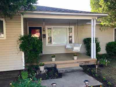 Duncan Single Family Home For Sale: 1416 N 7th