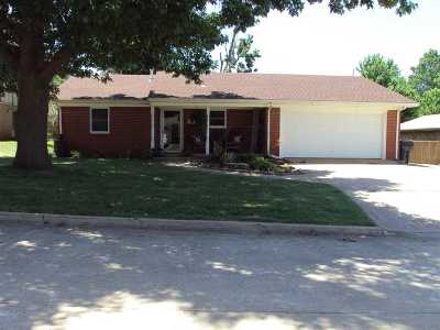 Marlow Single Family Home Under Contract: 509 S 11th