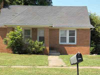 Duncan Single Family Home For Sale: 1007 W Pecan Ave