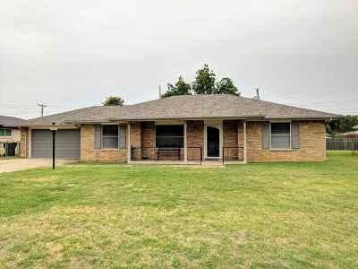 Duncan Single Family Home For Sale: 1310 N 21st