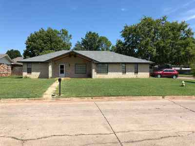 Duncan Single Family Home For Sale: 1927 High Meadow