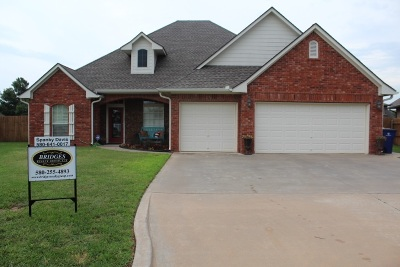 Duncan Single Family Home Active-Take Backups: 3010 Timbercreek Ct