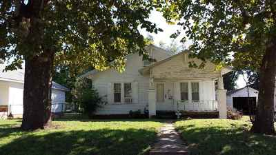 Marlow OK Single Family Home For Sale: $16,900