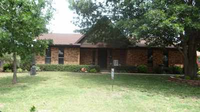 Duncan Single Family Home For Sale: 1522 Archway