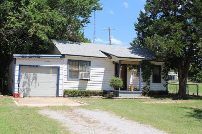 Marlow, Rush Springs Single Family Home Active-Take Backups: 508 N 7th