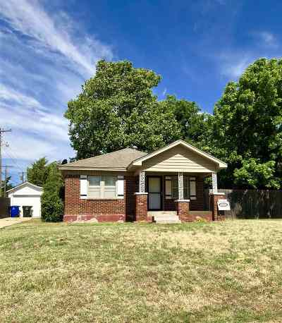 Duncan Single Family Home For Sale: 107 S 14th St.
