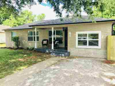 Marlow Single Family Home For Sale: 705 S 7th