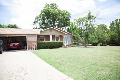 Duncan Single Family Home For Sale: 108 Ridgecrest