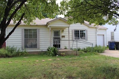 Duncan Single Family Home Under Contract: 407 N C Street
