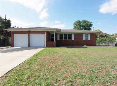 Duncan Single Family Home For Sale: 2203 W. Chisholm Dr.