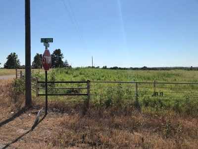 Rush Springs Residential Lots & Land For Sale: Cr1570 & 2820 Corner