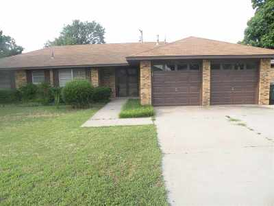 Duncan Single Family Home For Sale: 2108 Amhurst