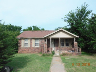 Duncan Single Family Home For Sale: Box 195 Rt 3