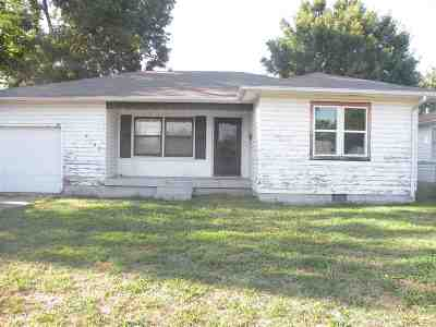 Duncan Single Family Home For Sale: 2105 W Walnut Ave