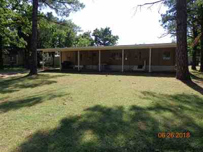 Marlow, Rush Springs Single Family Home For Sale: Area B Lot 23