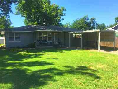 Marlow, Rush Springs Single Family Home For Sale: 408 W Payne