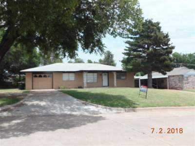 Duncan Single Family Home For Sale: 1701 W Spruce